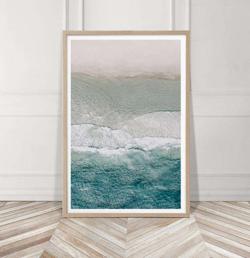 Donna Delaney Prints - Ocean Layers | Simple Style Co