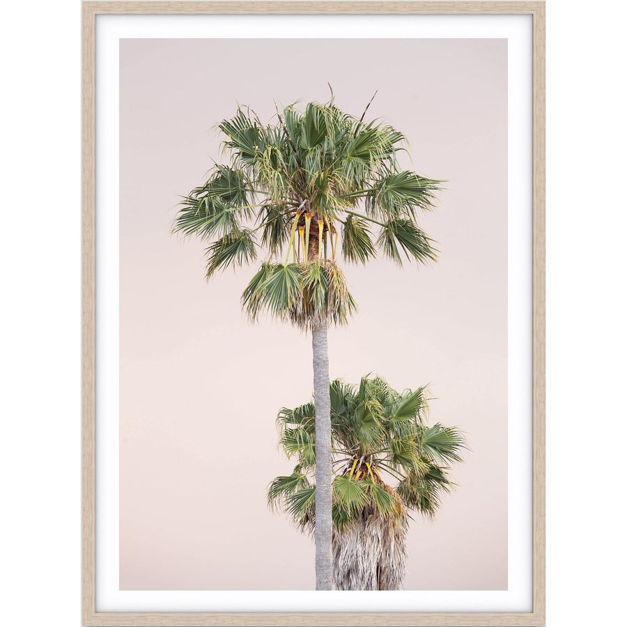 Stormy Palms Print - Simple Style Co
