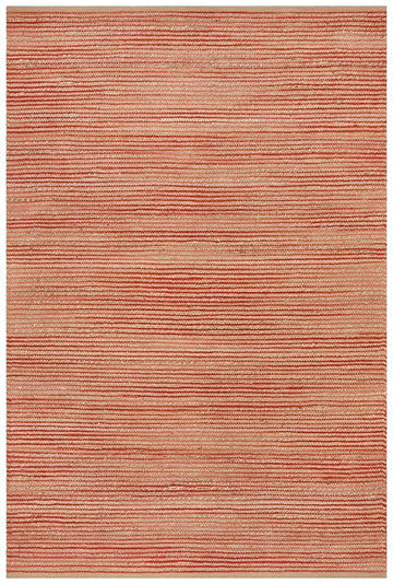 Flora Coral Jute Rug - Simple Style Co