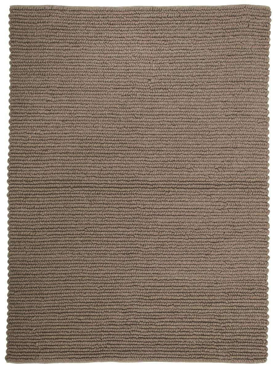 Assos Wool Rug - Brown