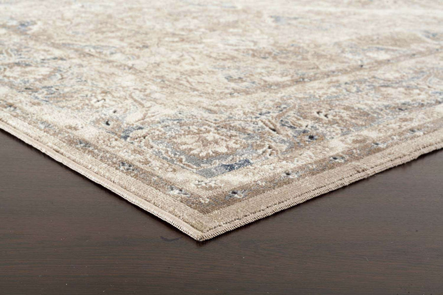 Limerick Traditional Rug - Cream
