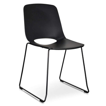 Phoenix Dining Chair Black | Dining Room Furniture | Simple Style Co