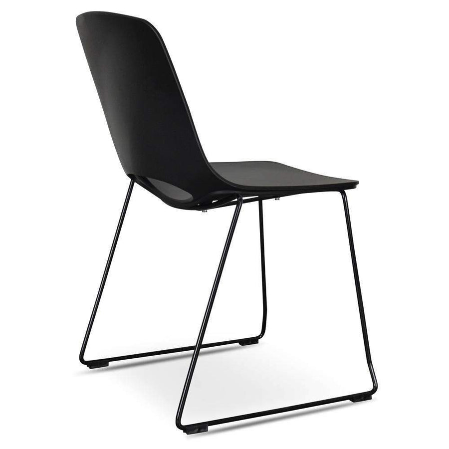 Phoenix Dining Chair - Black