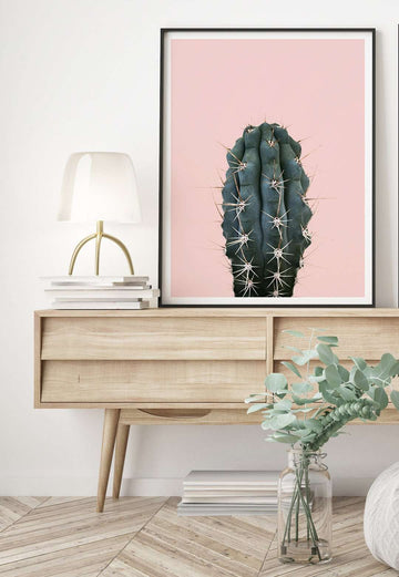 Cactus Craze - Pink - Simple Style Co