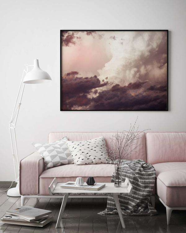 Donna Delaney Prints - Pink Skies | Simple Style Co