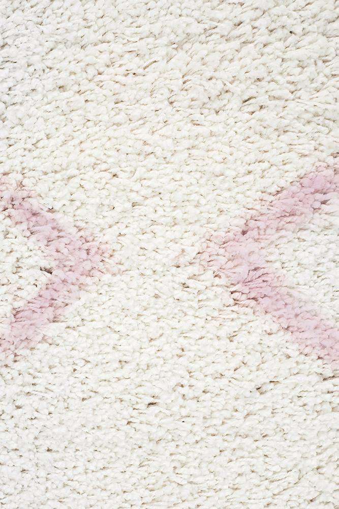 Saffron 11 Pink Rug - Simple Style Co