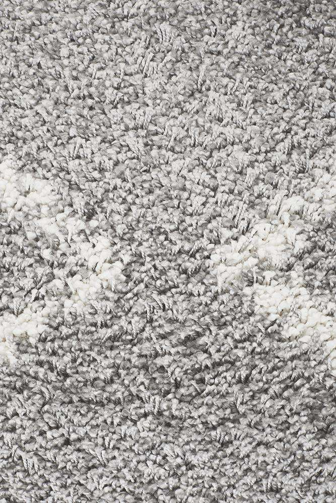 Saffron 11 Silver Rug - Simple Style Co