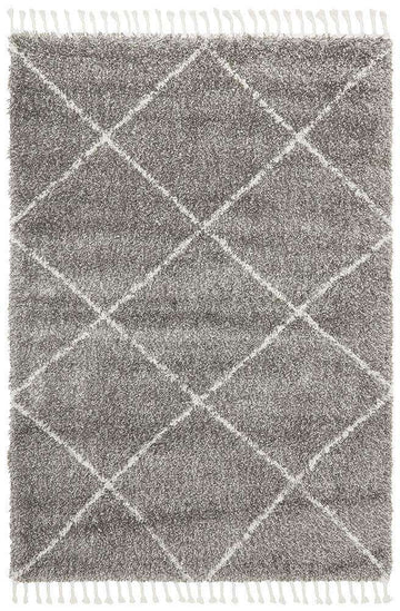 Saffron 22 Grey Rug - Simple Style Co