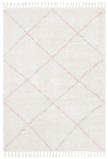 Kiyan Rug - Pink - Simple Style Co