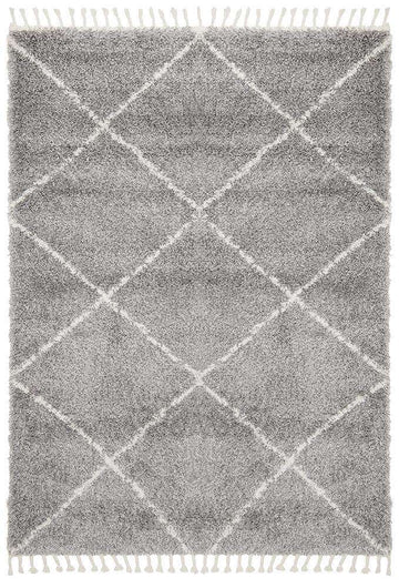 Saffron 22 Silver Rug - Simple Style Co
