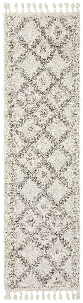 Saffron 33 Natural Runner Rug - Simple Style Co