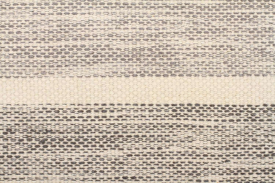 Helsinki Flatweave Rug - Grey - Simple Style Co