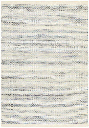 Simple Style Co: Madras Flatweave Rug - Blue | Shop Wool Rugs Australia