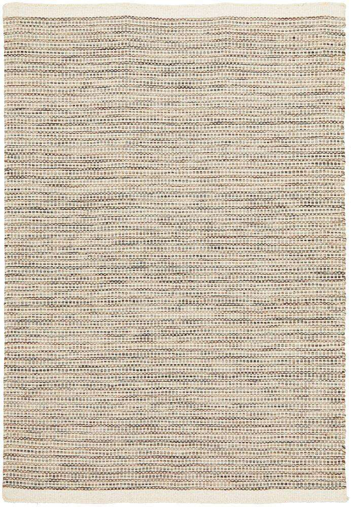Madras Natural Flatwoven Wool Rug - Simple Style Co
