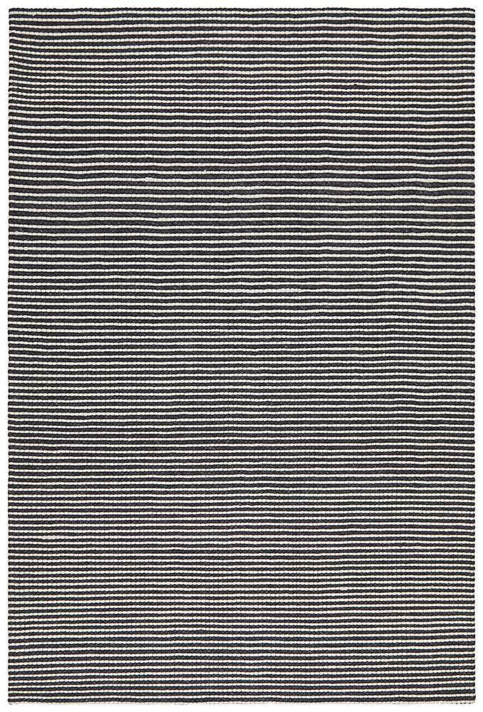 Arles Wool & Viscose Rug Black | Wool Rugs | AfterPay Rugs | Free Delivery