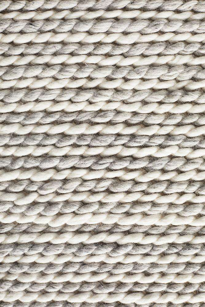 Simple Style Co: Carina Braided Wool Rug | Free Delivery Australia Wide