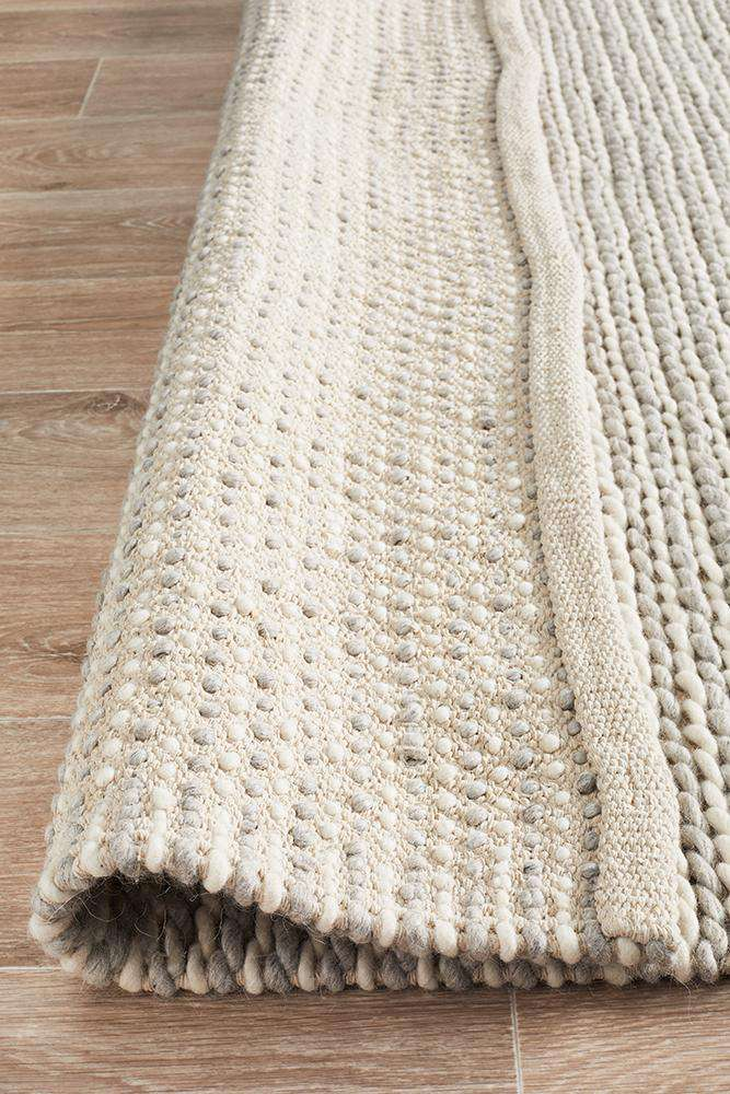 Carina Braided Wool Rug