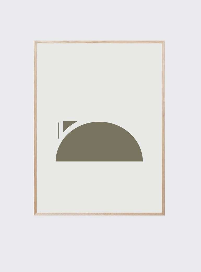 The Print Supply: Shape Series I Art Print | Simple Style Co