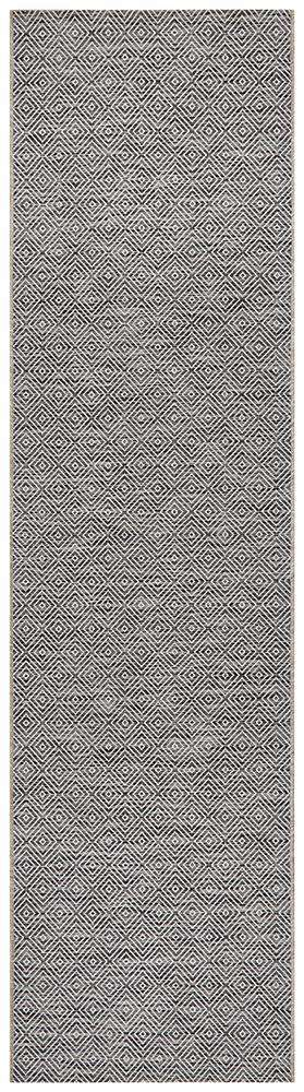 Nafplio Outdoor Runner Grey | Outdoor Rugs | Modern Rugs | AfterPay Rugs