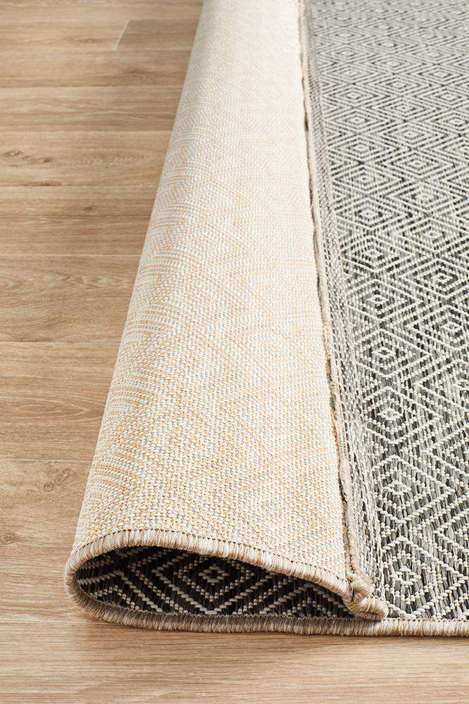 Nafplio Outdoor Rug - Grey