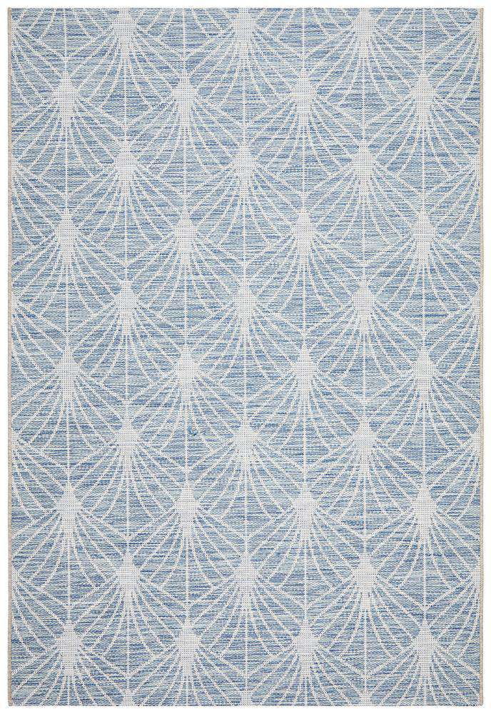 Rethymno Outdoor Rug Blue | Outdoor Rugs | AfterPay Rugs