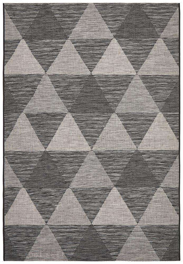 Otranto Outdoor Rug Black | Outdoor Rugs | AfterPay Rugs