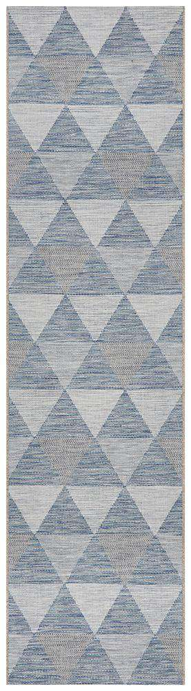 Otranto Outdoor Runner - Blue