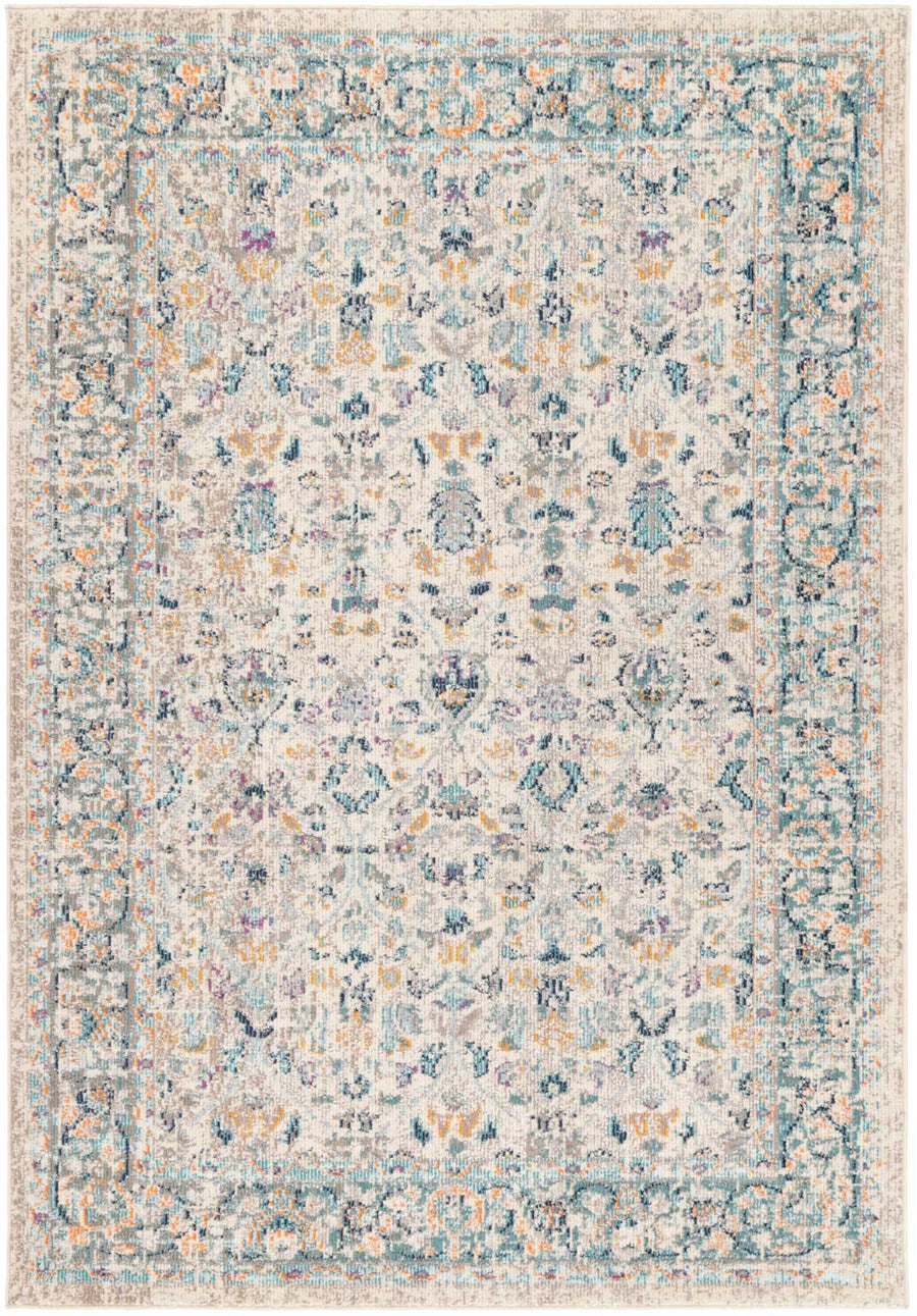 Micah Multi Traditional Rug - Simple Style Co