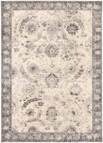 Micah Traditional Beige Rug