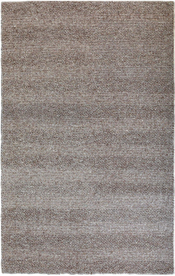 Catherine Taupe Hand Loomed Wool Rug - Simple Style Co