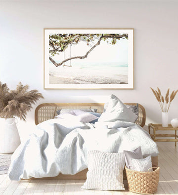 The Coast Photographic Print | Free Delivery | Simple Style Co