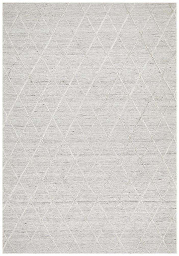 Simple Style Co: Portland Wool Lattice Rug | Buy Wool Rugs Australia