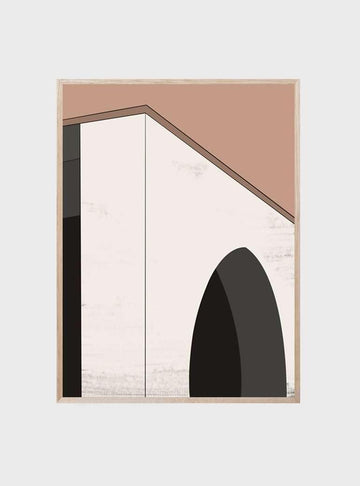 The Print Supply: Archway Art Print | Simple Style Co