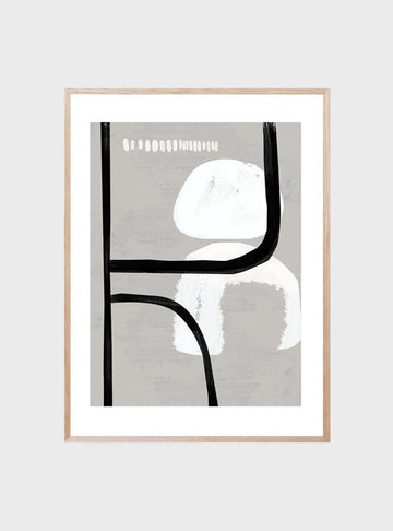The Print Supply:Fine Form Art Print | Simple Style Co