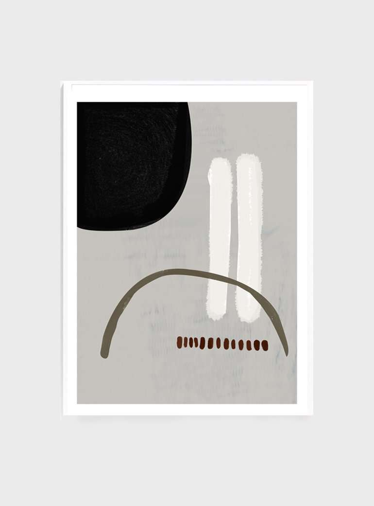 The Print Supply: Form Art Print | Simple Style Co