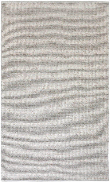 Farrah Beige Felted Wool Rug - Simple Style Co