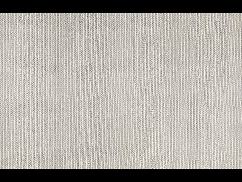 Carina Grey & Ivory Braided Wool Rug