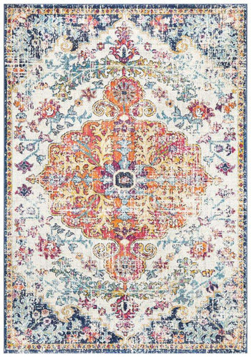 Marmaris Distressed Transitional Rug
