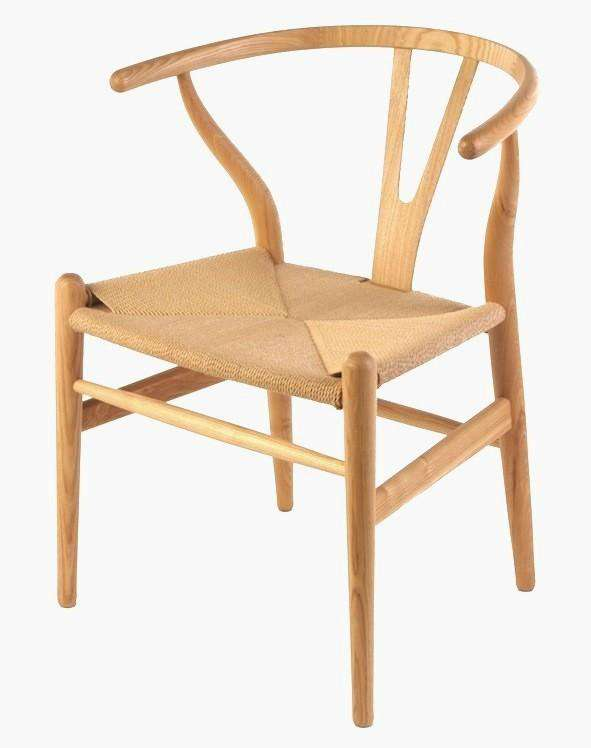 Wishbone Dining Chair - Natural - Simple Style Co