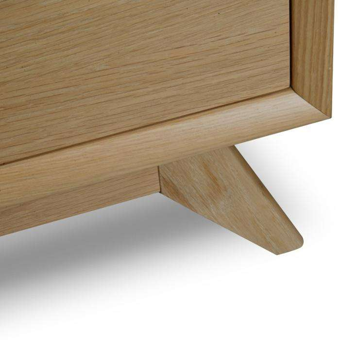 Nora 6 Drawer Dresser - Natural