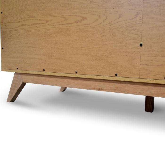 Nora 6 Drawer Dresser - Natural - Simple Style Co