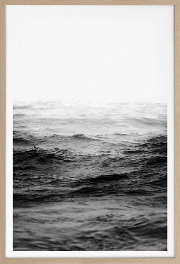 Donna Delaney Prints - Salty Breeze B+W | Simple Style Co