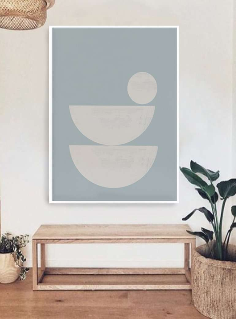 The Print Supply: Stack Art Print | Simple Style Co