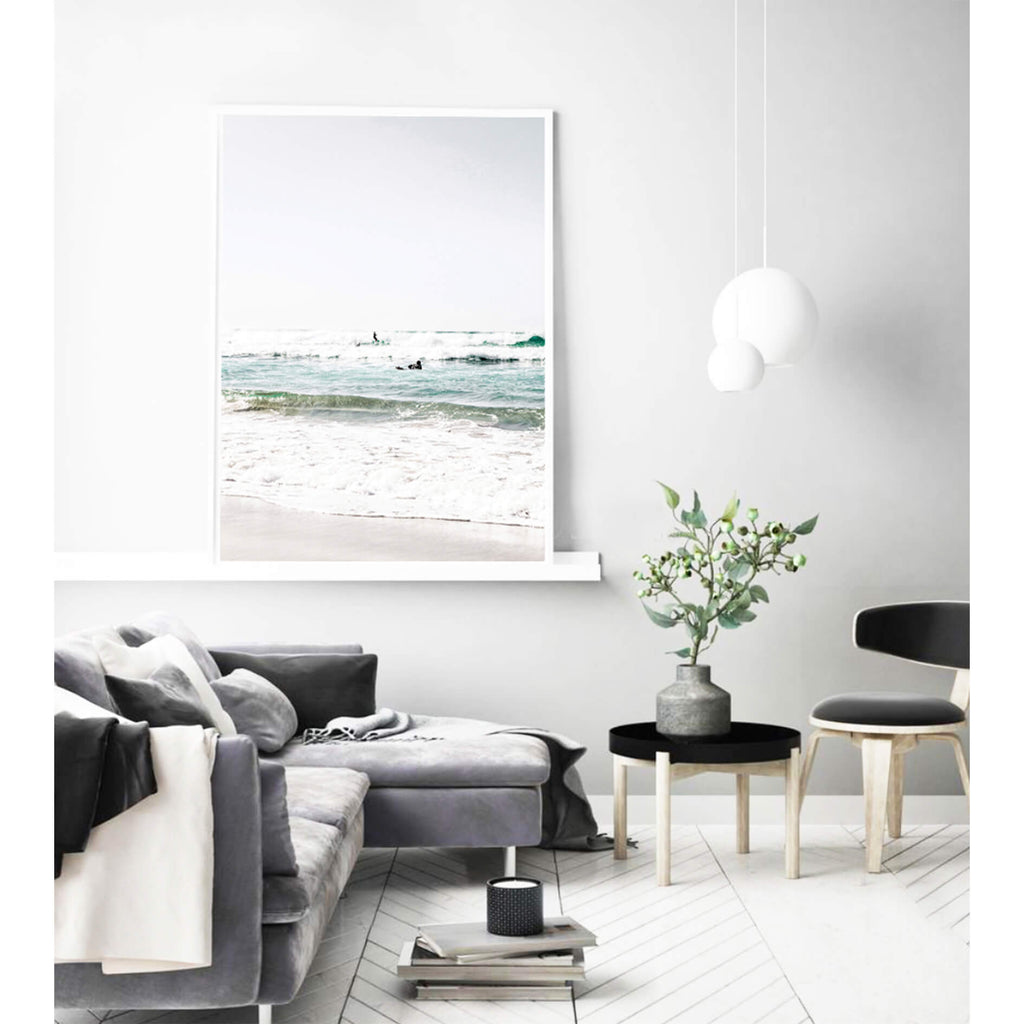 Bondi Surfers II Print | Love Your Space | Coastal Prints | Oceanic Prints