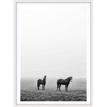 Stand By Me Print | Love Your Space | Animal Prints | Horse Prints