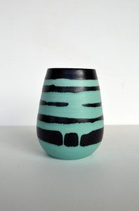 Abstract Tide Vase