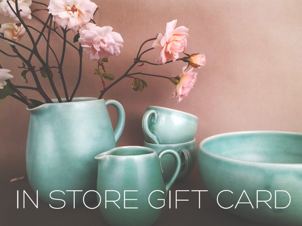 Sue Dasler In Store Gift Card