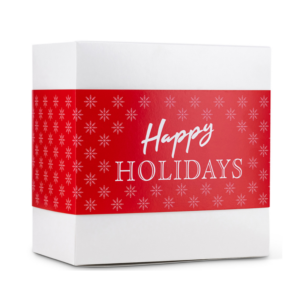 Happy Holidays Gift Box (8-Piece)