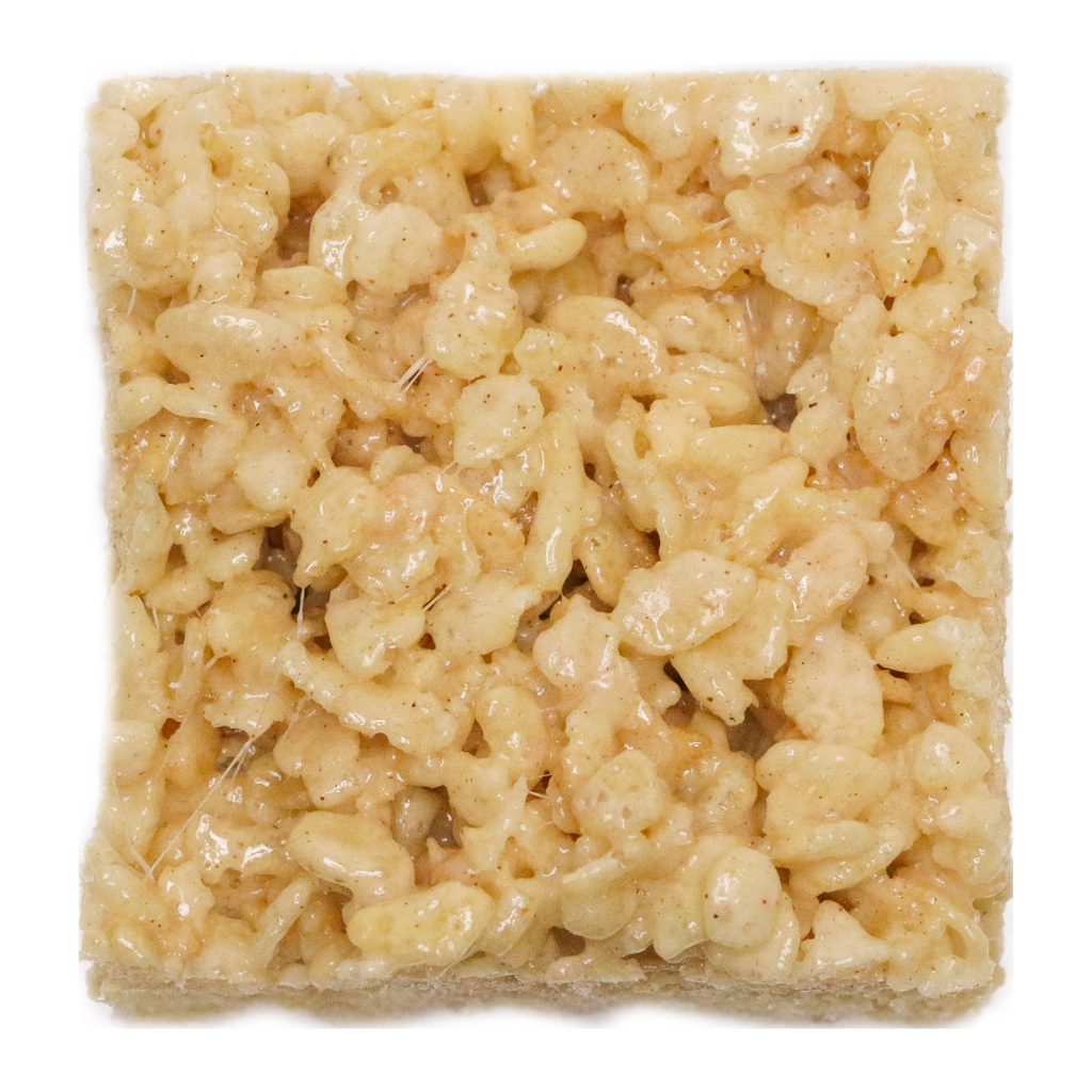 Pumpkin Spice Crispies (Flavor of the Month)