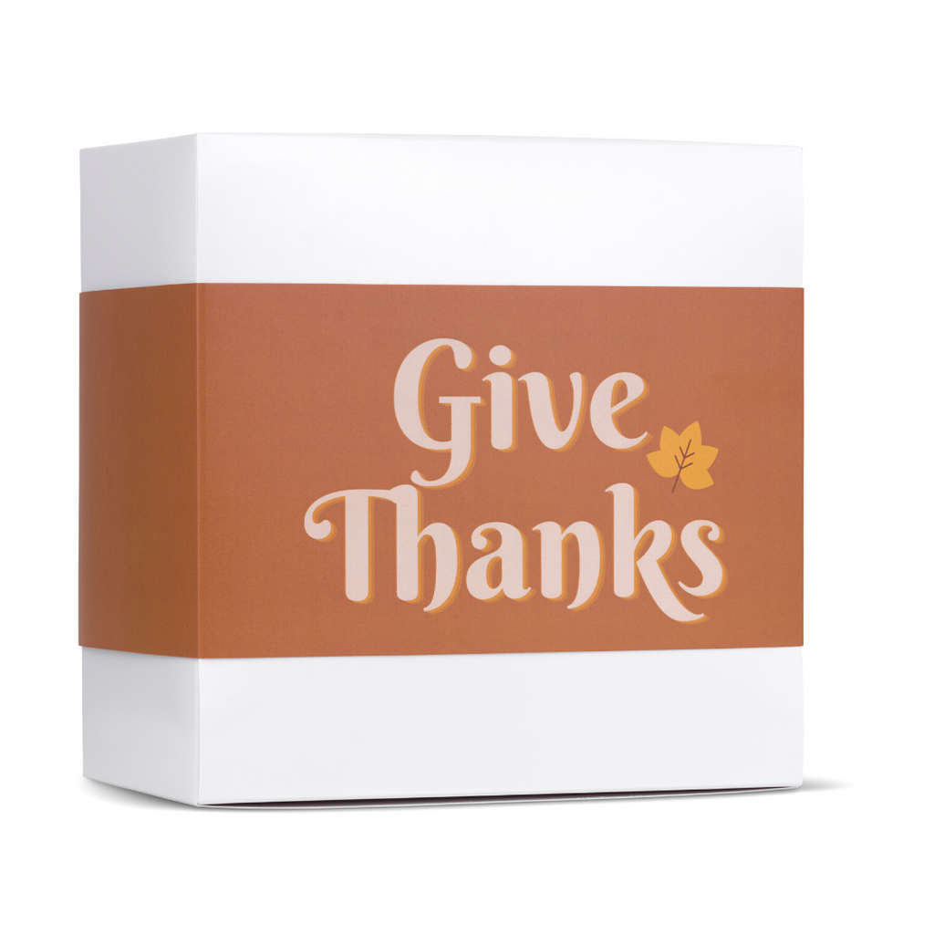 Give Thanks Assorted Gift Box (8-Piece)